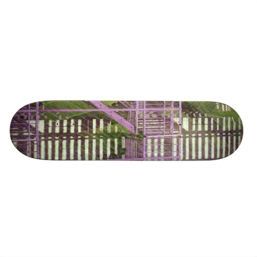 art escape from Nyc Skate Board