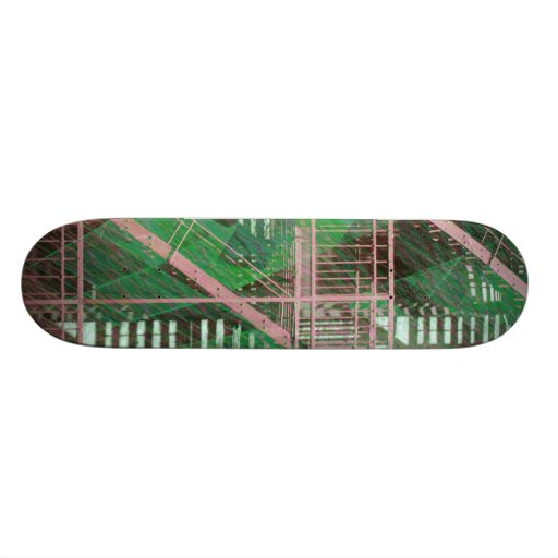 art escape from Nyc Skateboards