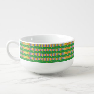 Art Fashion Soup Mug