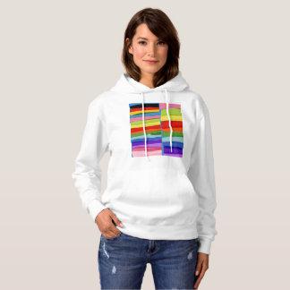 Art flow hoodie