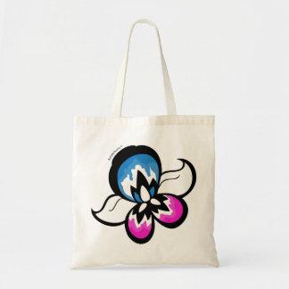 Art flower bag