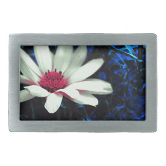 Art flower belt buckles