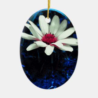 Art flower ceramic ornament