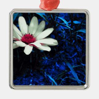 Art flower metal ornament