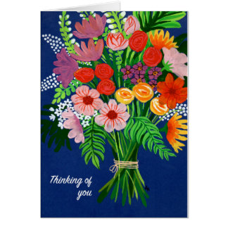 art for charity greeting card