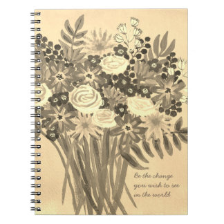 art for charity notebook
