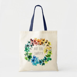 art for charity tote