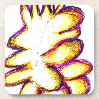 Art for Freedom Beverage Coaster