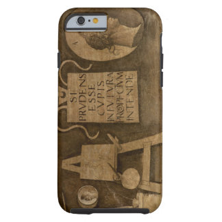 Art, from 'The Liberal Arts' cycle (fresco) Tough iPhone 6 Case
