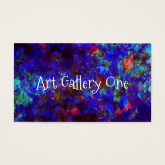 Art Gallery Profile Cards