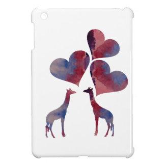 Art Giraffes iPad Mini Cases