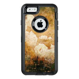 art grunge floral vintage background texture OtterBox iPhone 6/6s case