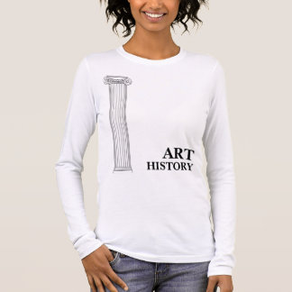 art history long sleeve T-Shirt