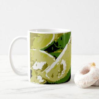 Art image of Limes on mug