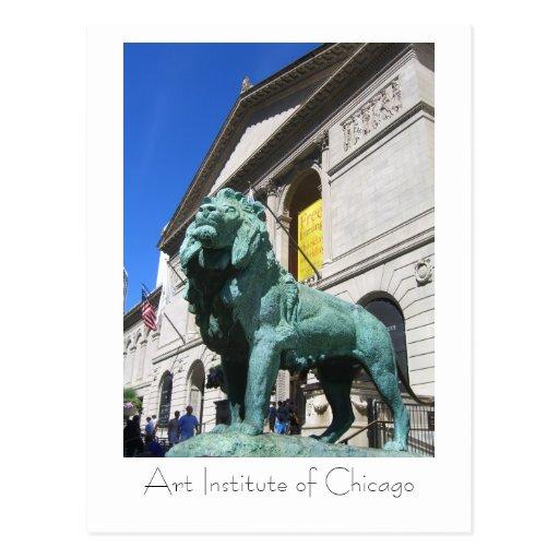 Art Institute Postcard