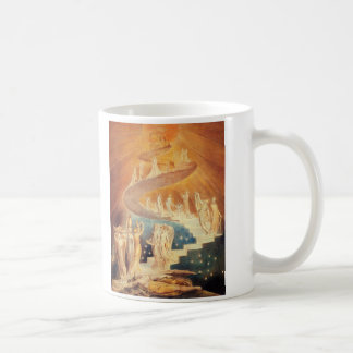 Art Jacobs ladder William Blake Coffee Mug
