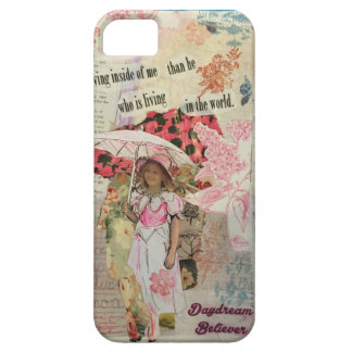 "Art Journal Case: ""Daydream Believer"" Case For The iPhone 5"