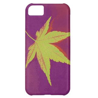 Art Leaf 26 iPhone 5C Case