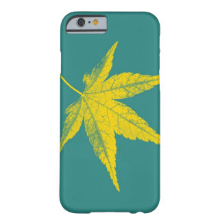 Art Leaf 27 Barely There iPhone 6 Case