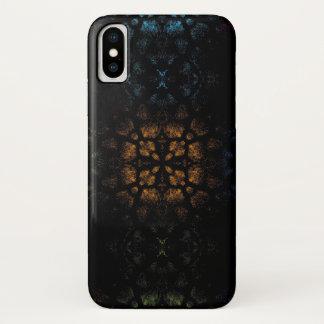 Art leopard animal fur skin iPhone x case