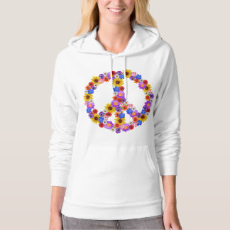Art Love Peace Flower Shirt