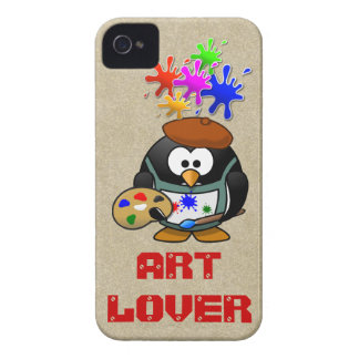 Art Lover iPhone 4 Cases