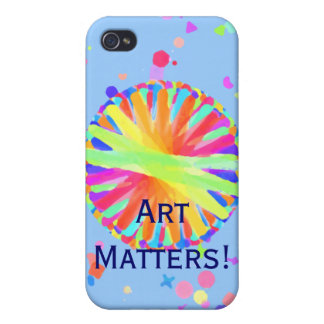Art Mers! iPhone 4 Cases