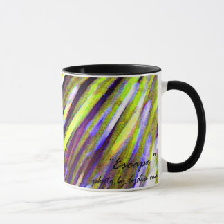 "Art Mug ""Escape"""