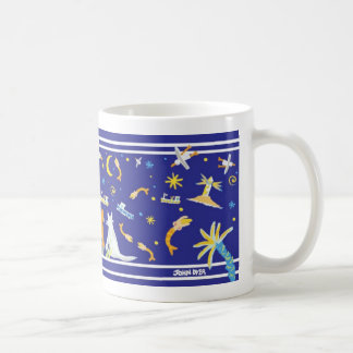 Art Mug: Mermaids Summertime Nights II Cornwall Coffee Mug