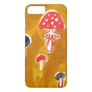 art mushrooms iphone iPhone 7 plus case
