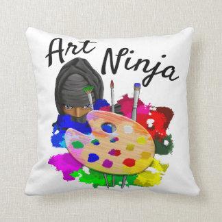 Art Ninja Cushion