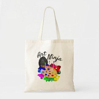 Art Ninja Tote Bag