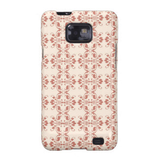 Art Nouveau Abstract Floral Samsung Galaxy S2 Cover