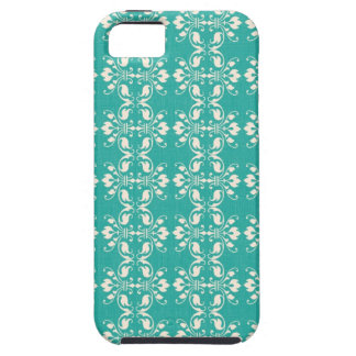 Art Nouveau Abstract Floral Case For The iPhone 5