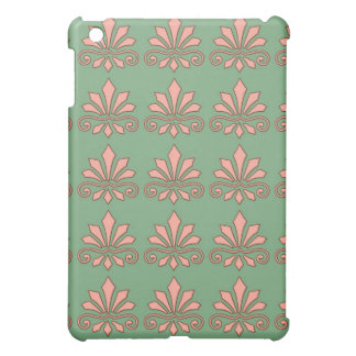 Art Nouveau Abstract Floral iPad Mini Cases