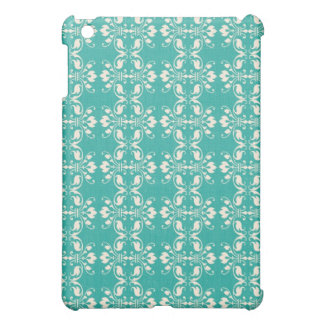 Art Nouveau Abstract Floral iPad Mini Covers