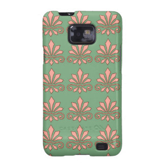 Art Nouveau Abstract Floral Samsung Galaxy S Cover