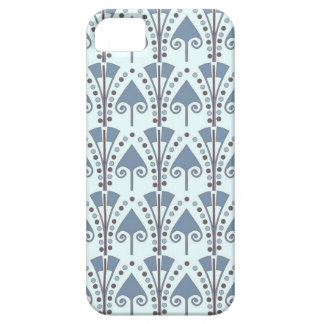 Art Nouveau Abstract Motif Barely There iPhone 5 Case