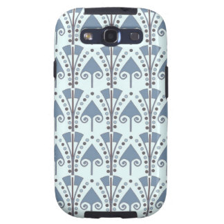 Art Nouveau Abstract Motif Samsung Galaxy SIII Cover