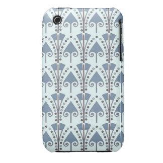 Art Nouveau Abstract Motif iPhone 3 Case-Mate Case