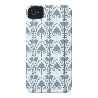 Art Nouveau Abstract Motif iPhone 4 Cases