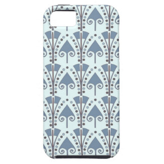 Art Nouveau Abstract Motif iPhone 5 Cover