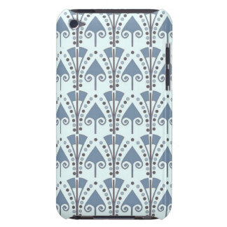 Art Nouveau Abstract Motif iPod Touch Cover