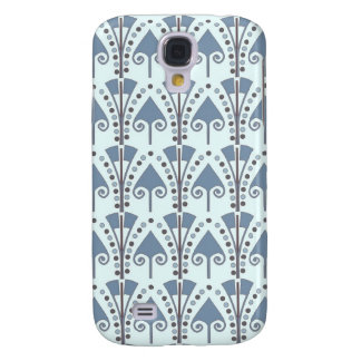 Art Nouveau Abstract Motif Samsung Galaxy S4 Cover