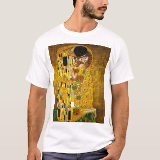 Art Nouveau age, The Kiss from Klimt T-Shirt