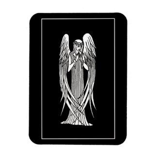 Art Nouveau Angel Magnet