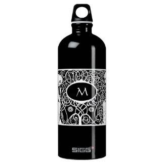Art Nouveau Angels Monogram SIGG Traveller 1.0L Water Bottle
