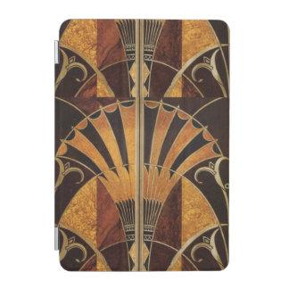 art Nouveau,art deco, vintage, multi wood colours, iPad Mini Cover