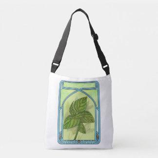 Art nouveau. Basil. Crossbody Bag