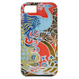 Art Nouveau Bird iPhone Case